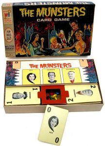 THE MUNSTERS CARD DECK